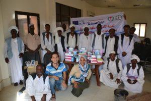 Un incontro mensile tra lo staff di IC e la locale Amministrazione sanitaria