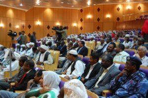 Durante il 'Primo Meeting di Coordinamento tra i Ministri della Sanità'
